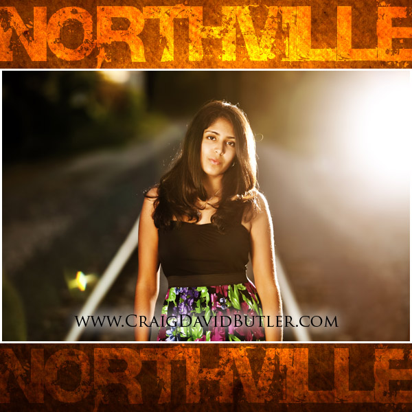 High School Senior Photographers Northville Michigan Graduation Portrait