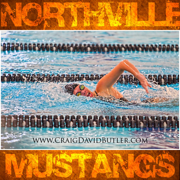 Swim & Dive Northville High School Northville Michigan Photography