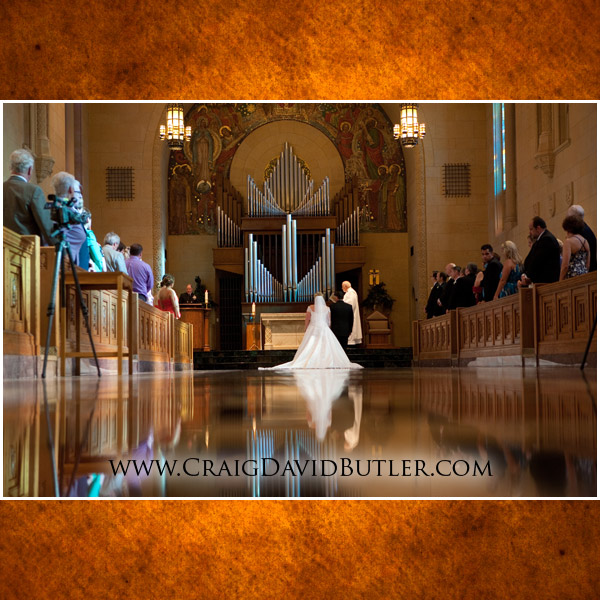 St. John's Plymouth Michigan Wedding Photography & Wedding Videography