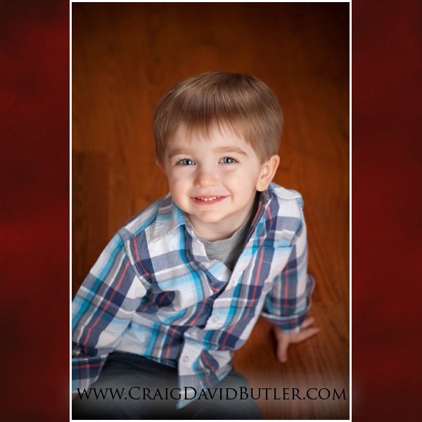 Child Portrait Photography Northville Michigan