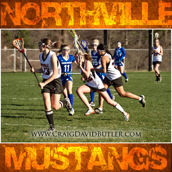 Northville High School Senior Pictures, NHS Girls Lacrosse, Pictures Craig David Butler 07