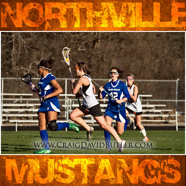 Northville High School Senior Pictures, NHS Girls Lacrosse, Pictures Craig David Butler 08