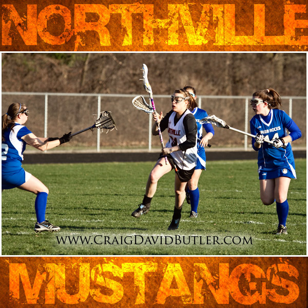Northville High School Senior Pictures, NHS Girls Lacrosse, Pictures Craig David Butler 09