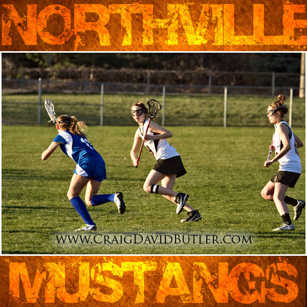 Northville High School Senior Pictures, NHS Girls Lacrosse, Pictures Craig David Butler 11