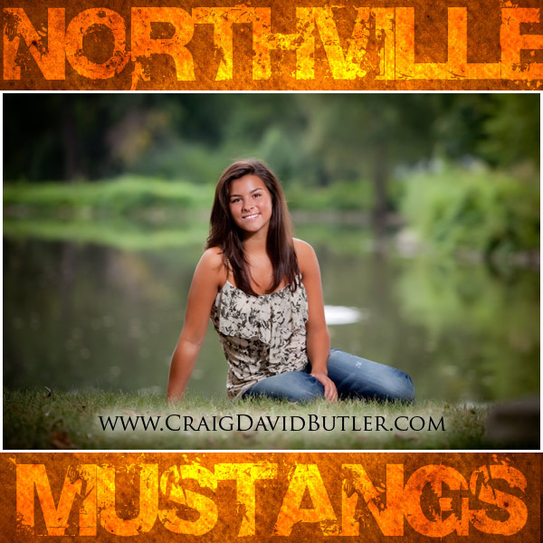 Northville Michigan Senior Pictures, NHS High School, Craig David Butler, Lauren1