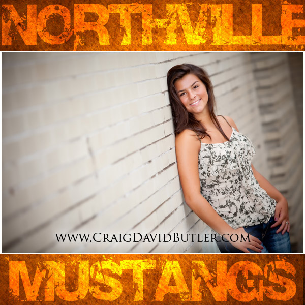 Northville Michigan Senior Pictures, NHS High School, Craig David Butler, Lauren3