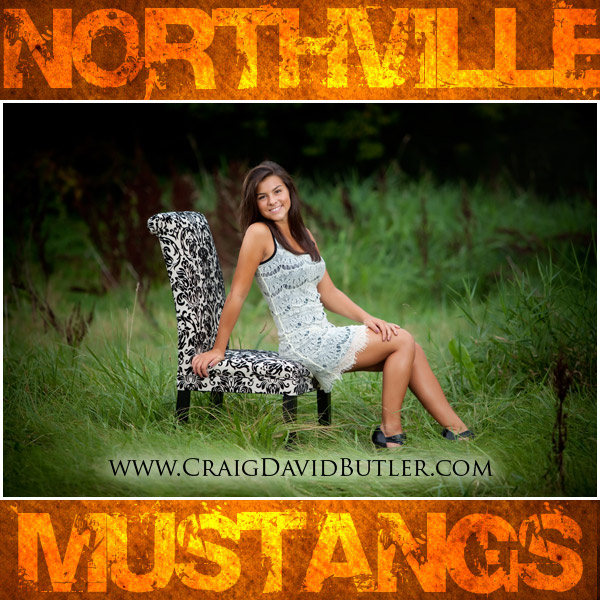 Northville Michigan Senior Pictures, NHS High School, Craig David Butler, Lauren4