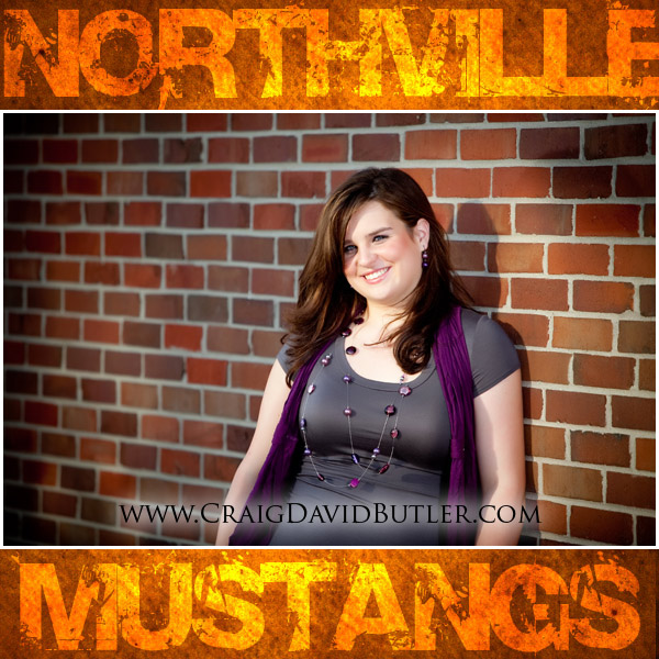 Northville Senior Pictures, Norhtville High School, Craig David Butler, Allison - 03