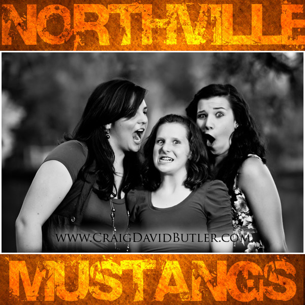 Northville Senior Pictures, Norhtville High School, Craig David Butler, Allison - 04