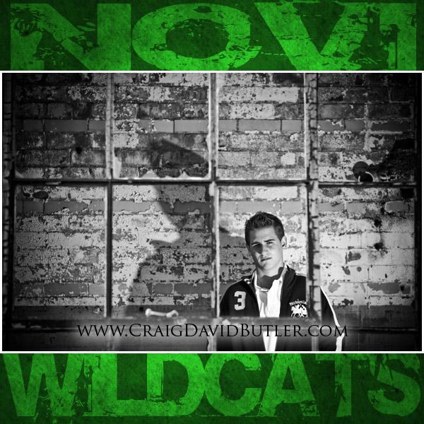 Novi Senior Pictures, Novi High School Michigan, Craig David Butler 02