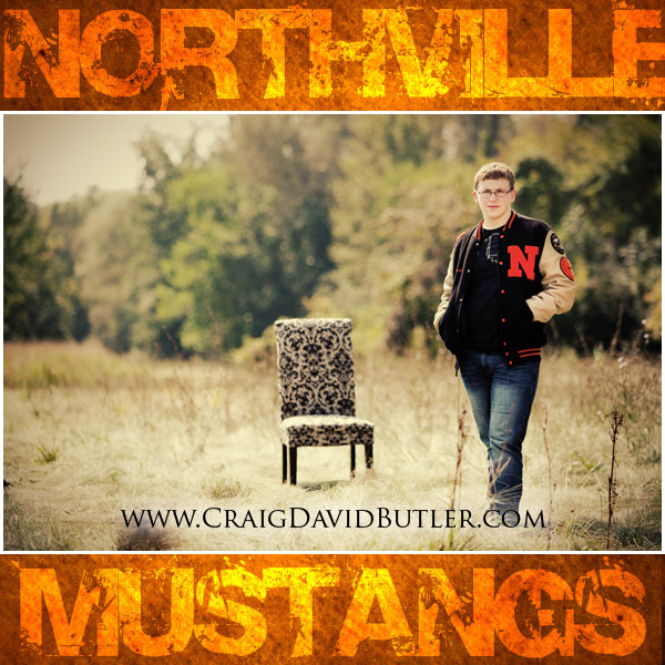 Northville Senior Photos, Northville High School Michigan Craig David Butler Studios