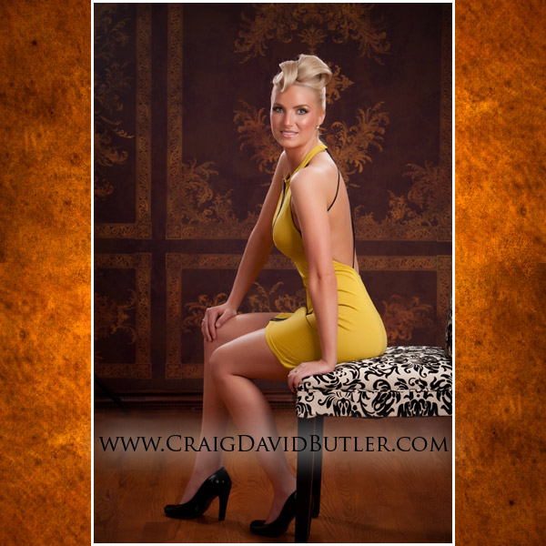 Detroit Fashion Photography, Model Photography Michigan, Craig David Butler Studios - Veronica 2