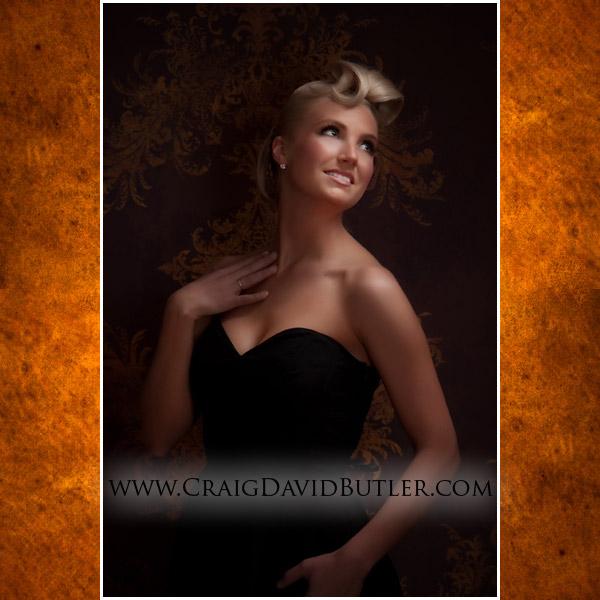 Detroit Fashion Photography, Model Photography Michigan, Craig David Butler Studios - Veronica 5