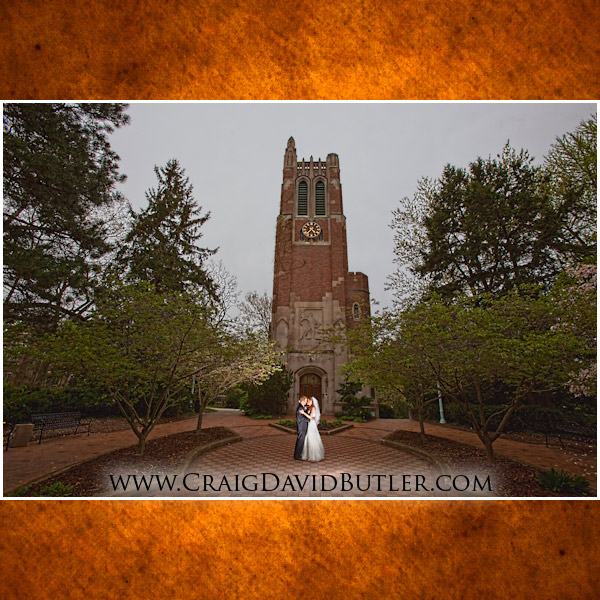 Lansing Wedding Photography, Michigan State University Wedding