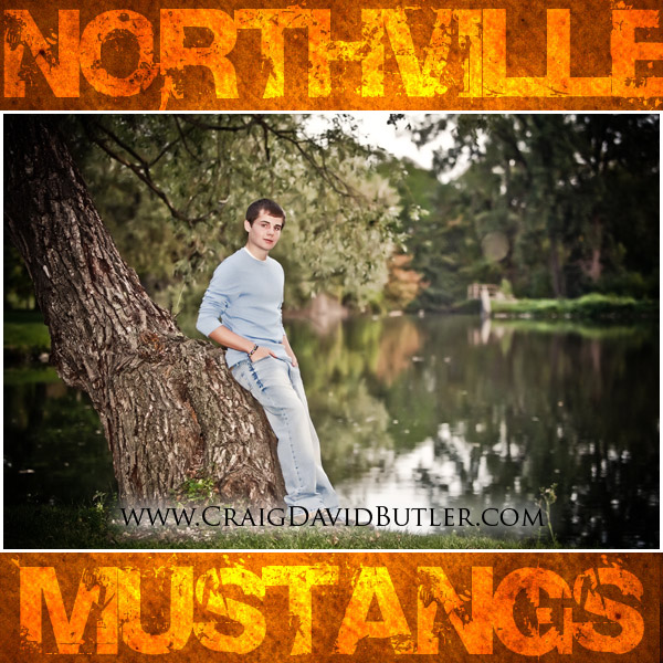 Michigan High School Senior, Northville Michigan Senior Pix, Jack4