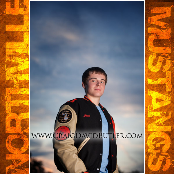 Michigan High School Senior, Northville Michigan Senior Pix, Jack5