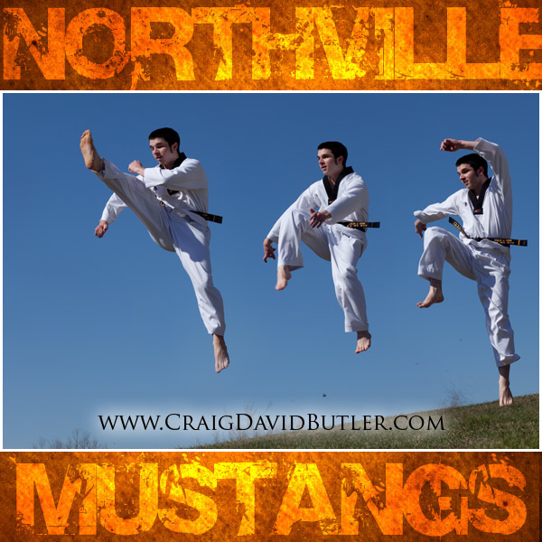 Michigan Senior Pictures, Northville High School Senior - Craig David Butler, Colin 2