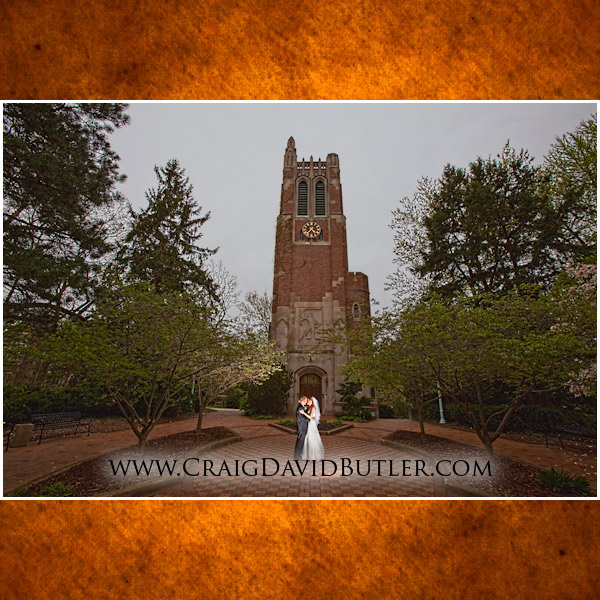 Michigan Wedding Photography, Lansing MSU videography,  Craig david Butler Studios, Troy11