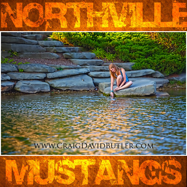 Northville High School Senior Photos Michigan, Craig David Butler, Abi4