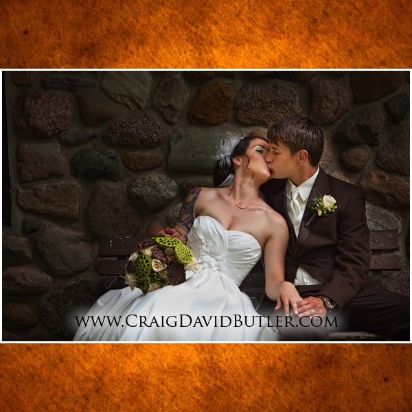 Mill Race Village Wedding Photography, Italian American Club Livonia Michigan