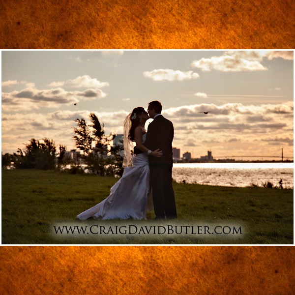 Craig David Butler 2010 Wedding photo, The Westin Book Cadillac Detroit Michigan Wedding Photography