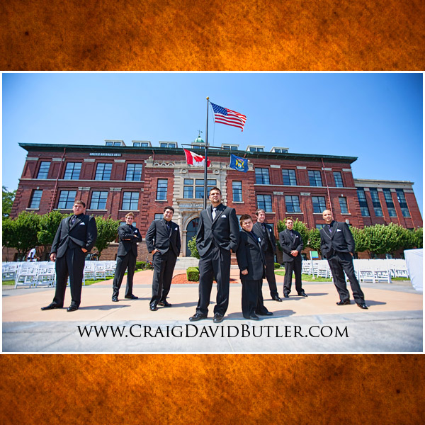 Detroit Yacht Club Wedding Picture, Craig David Butler Studios Michigan - 007