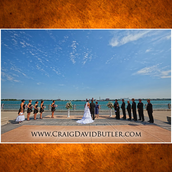 Detroit Yacht Club Wedding Picture, Craig David Butler Studios Michigan - 012