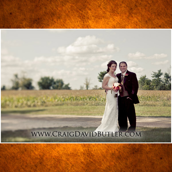 Michigan wedding photographer, Michigan Country Wedding Eagle, Craig David Butler, 09