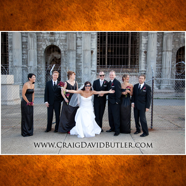 Detroit Michigan Wedding Photographer, Westin Book Cadillac, Craig David Butler Studios, 09