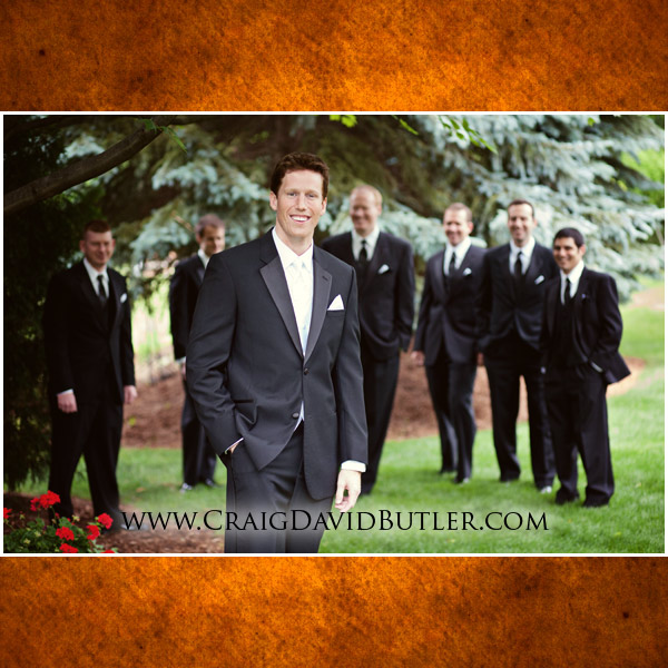 Novi Wedding Photography St James, Wedding Videography, Same Day Edit, Craig David Butler Studios
