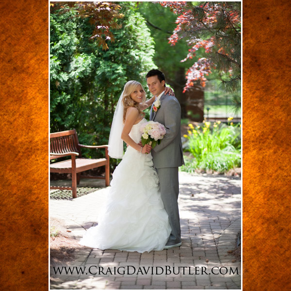 St John's plymouth michigan wedding-pictures, Mill Race Village, Northville Wedding, Craig David Butler Studios Northville