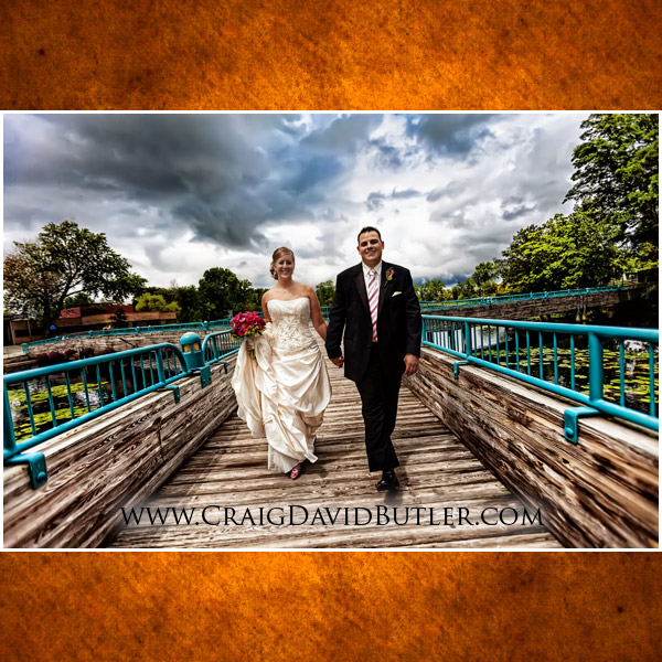 Jennifer & Jeff, Wedding Photography Michigan, Same day edit, Crystal Gardens Wedding, Craig David Butler Studios Northvillle