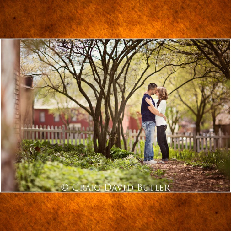 Michigan-Wedding-Engagement Pictures, Craig David Butler Studios Northville