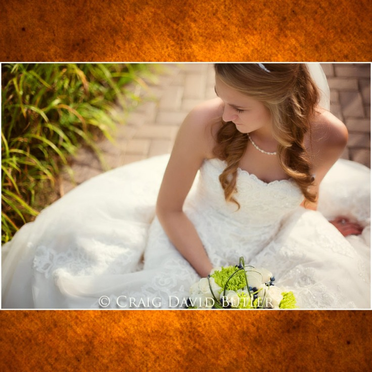 Twin Lakes Michigan Wedding Picture