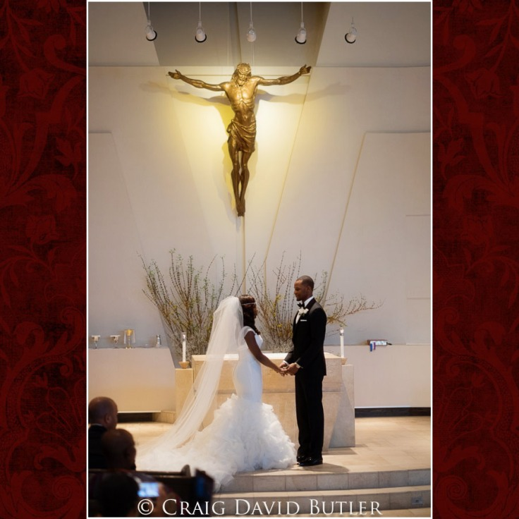 St. Thomas More Troy, Wedding-Photo Craig David Butler Studios