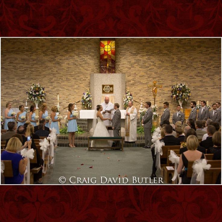 Wedding photos Michigan, Craig David Butler Studios