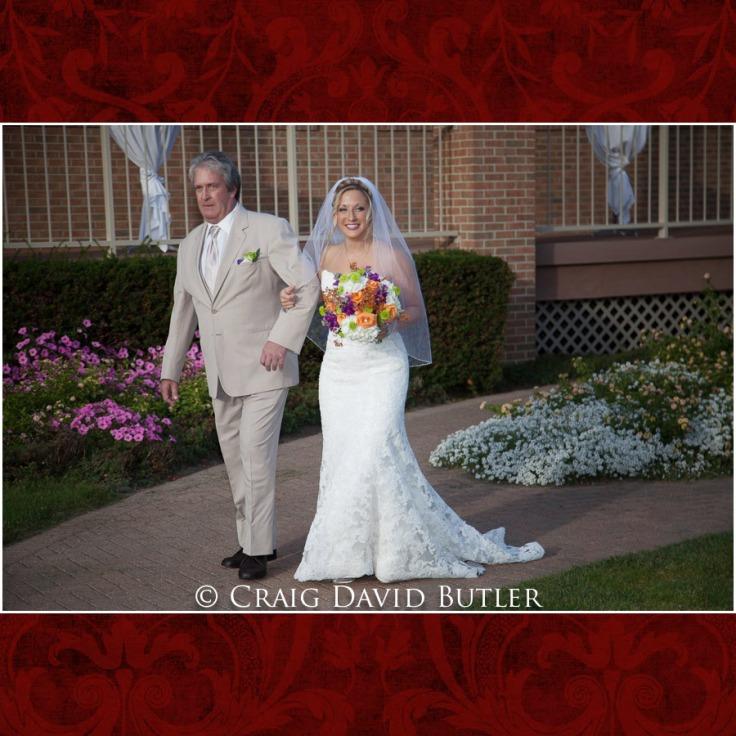 Fox Hills Michigan Wedding Photos CDB Studios