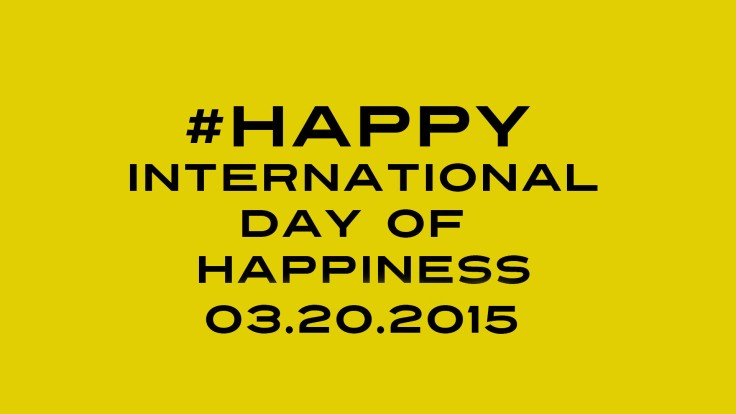 International Day of Happiness, #Happy, Craig David Butler Studios, Pharrell Williams