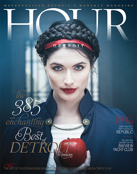 Hour Magazine - Best of Detroit Wedding Photographer Michigan ,