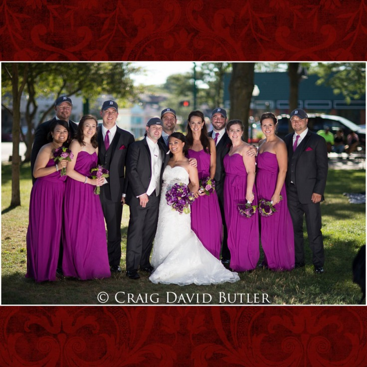 St. Johns, Plymouth MI, Wedding Photo, Craig David Butler Stuidos