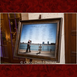 Detroit Yacht Club Wedding Photo, Craig David Butler