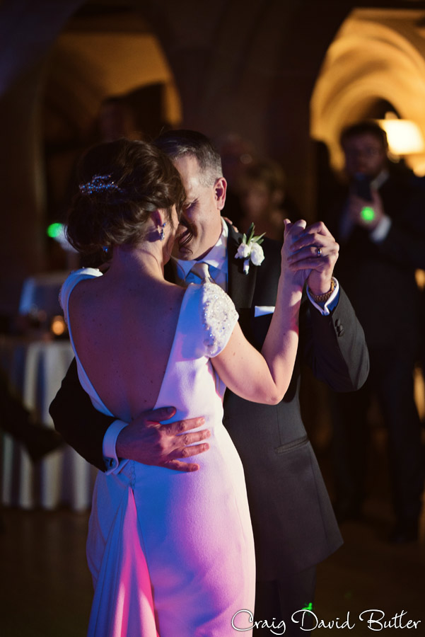 intimate First dance photo.
