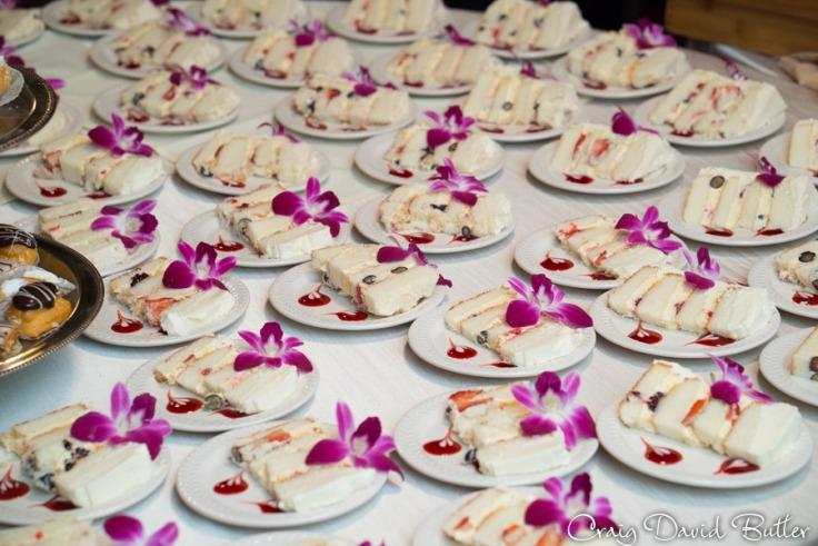 wedding cake service.