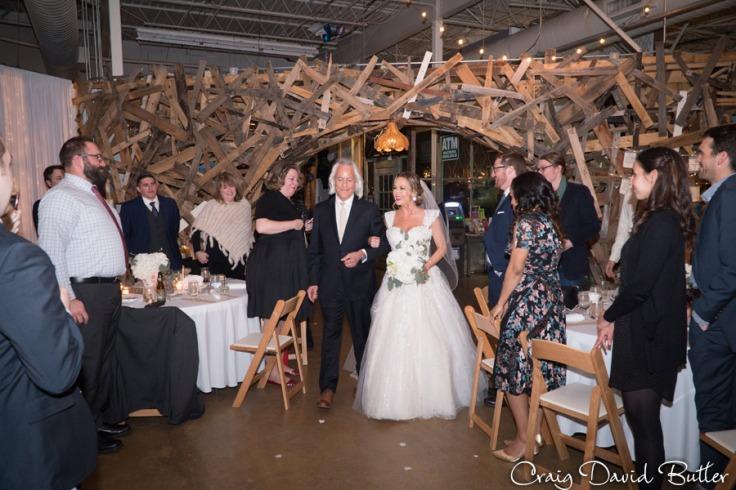 Bride processional Ferndale MI