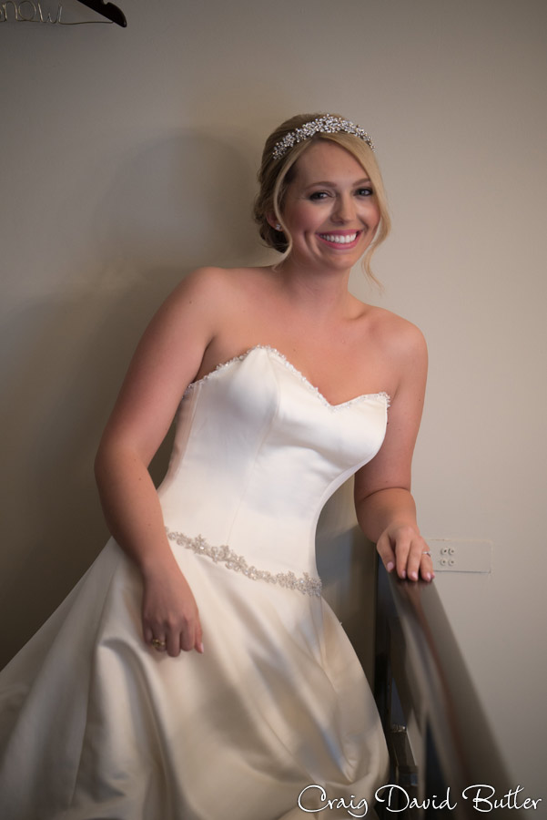 bride photo - plymouth MI