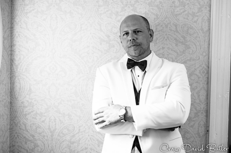 Portrait Photo fo Groom