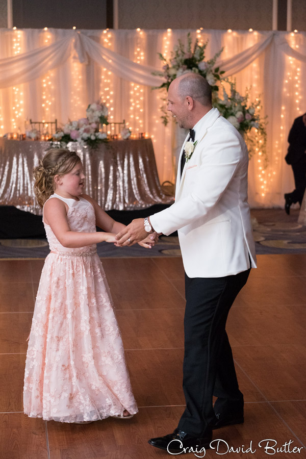 Father Daughter Dance at the Dearborn Inn