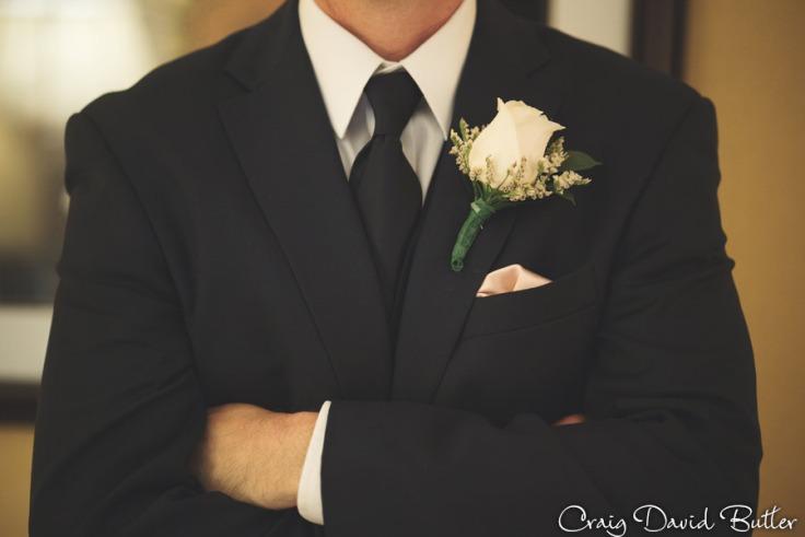 Grooms Details, tie
