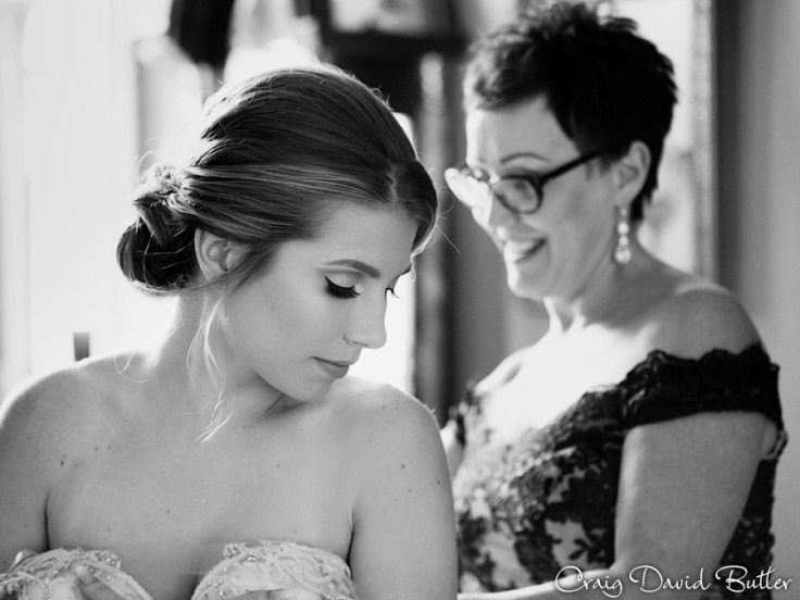 Bride Prep, Sweetest Heart of Mary Wedding Photograph, Craig David Butler