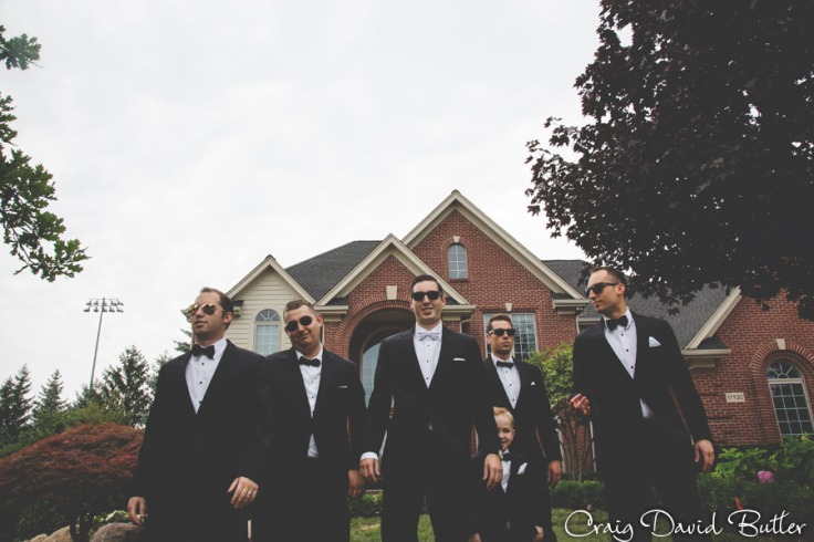 Billy Groom and Groomsmen photo
